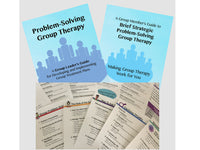 Bundle- Problem-Solving Group Therapy (Shipping included)