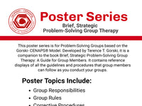 Poster Series - Brief, Strategic Problem-Solving Group Therapy
