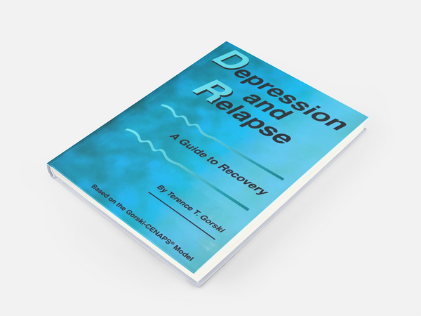 Depression and Relapse - A Guide to Recovery - On Sale!