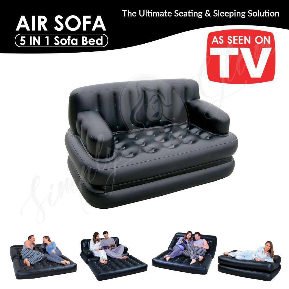 Swell 5 In 1 Sofa Bed Gmtry Best Dining Table And Chair Ideas Images Gmtryco