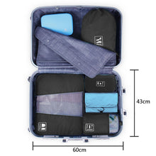 Bagsmart 4PCS Packing Cubes for Carry on Luggage Travel Accessories