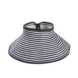 Women Summer Sun Protection Folding Wide Brim Hat