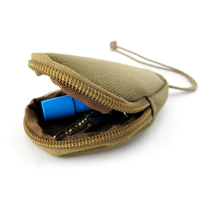 Portable Travel Coin Purse