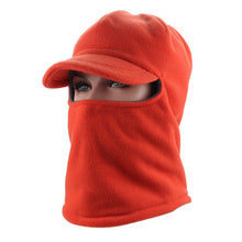 Windproof Cap Hooded Face Mask Neck Warmer