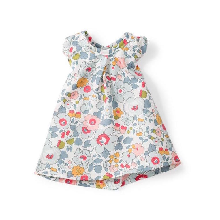 Liberty of London floral printed dress to fit Hazel Village dolls and animals
