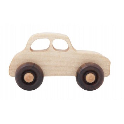 Wooden Story Wooden 50's Car