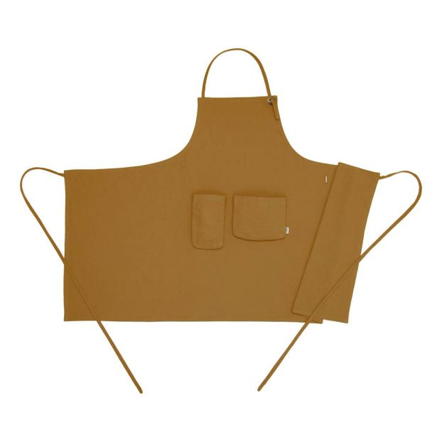 Numero 74 Adult Apron - Gold