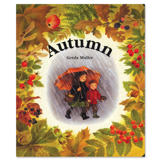 Book cover for Autumn by Gerda Muller
