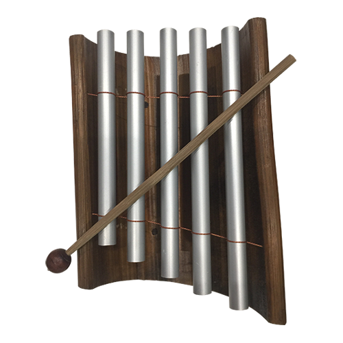 Papoose Bamboo Xylophone - musical instrument for kids