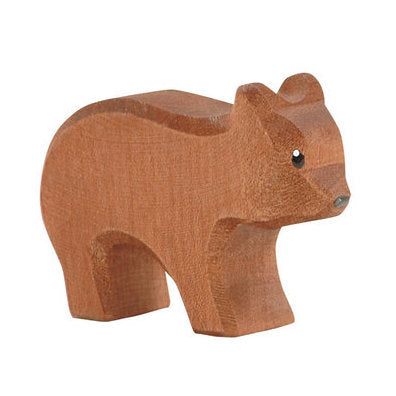 Ostheimer wooden animals - small bear, running