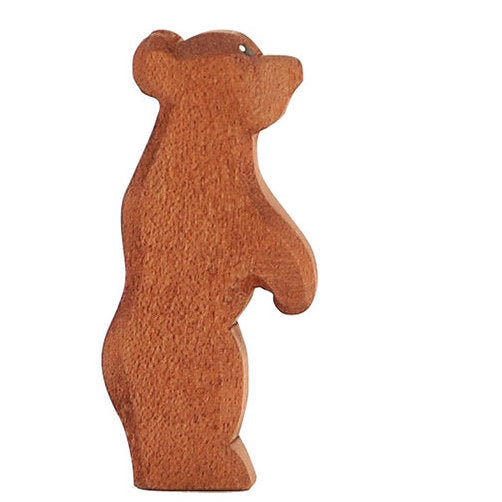 Ostheimer wooden animal - small bear, standing