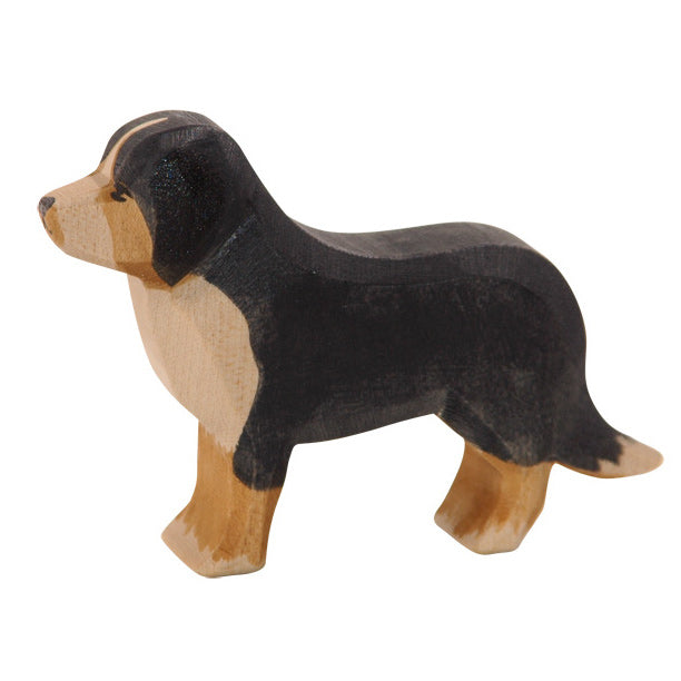 Ostheimer wooden Bernese Mountain Dog