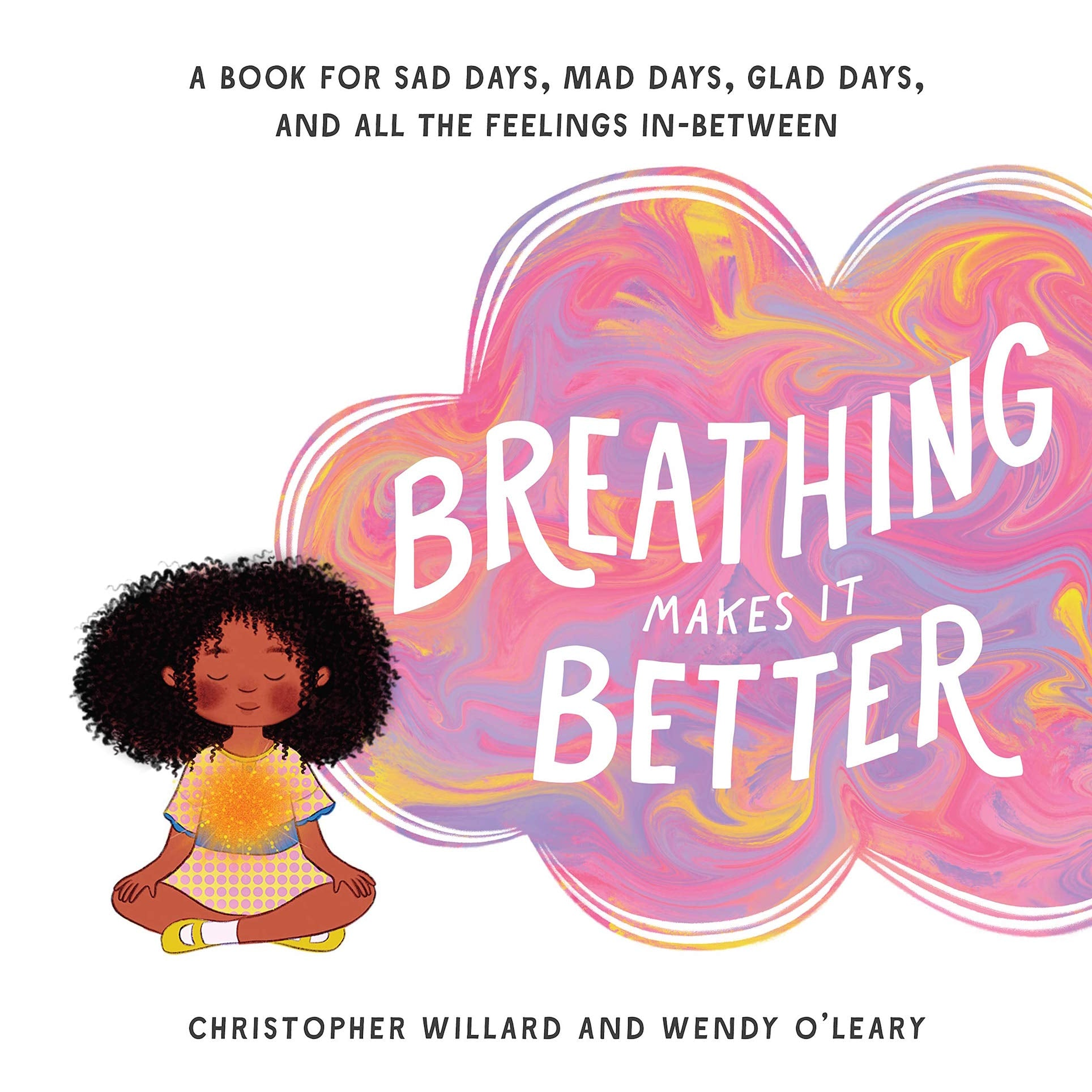 Breathing Makes It Better - book cover