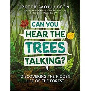 Can You Hear the Trees Talking - book by Peter Wohlleben
