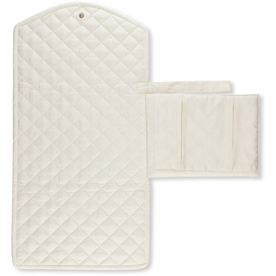 Konges Slojd Organic Cotton Changing Pad - Chardon