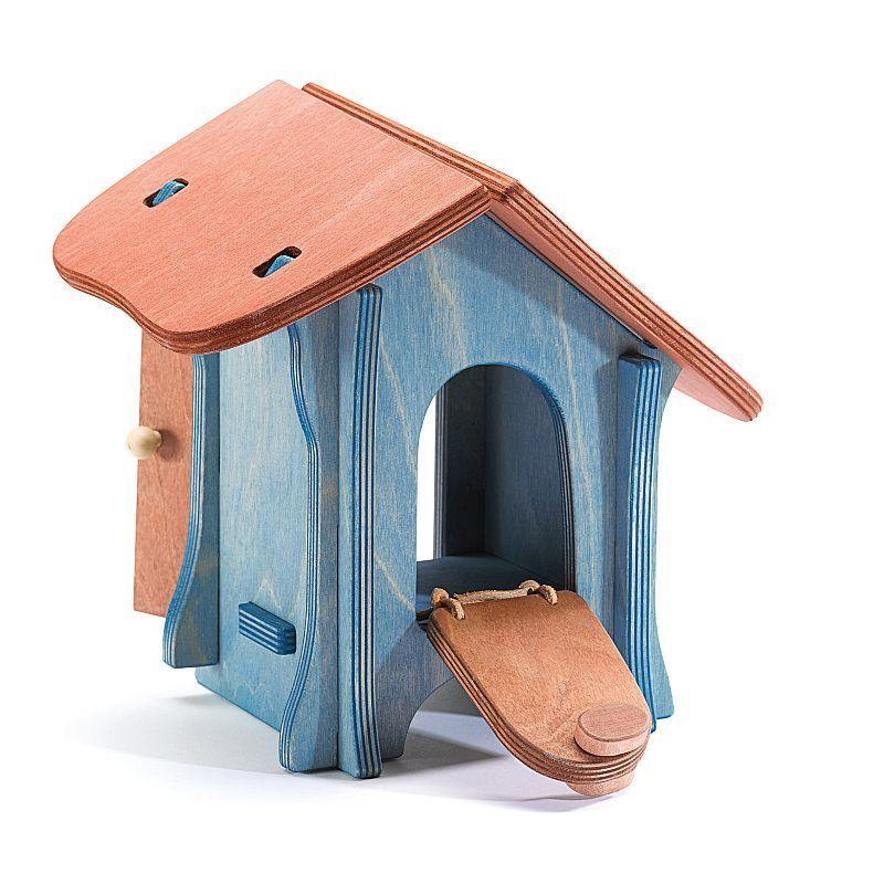 Ostheimer wooden chicken hen house