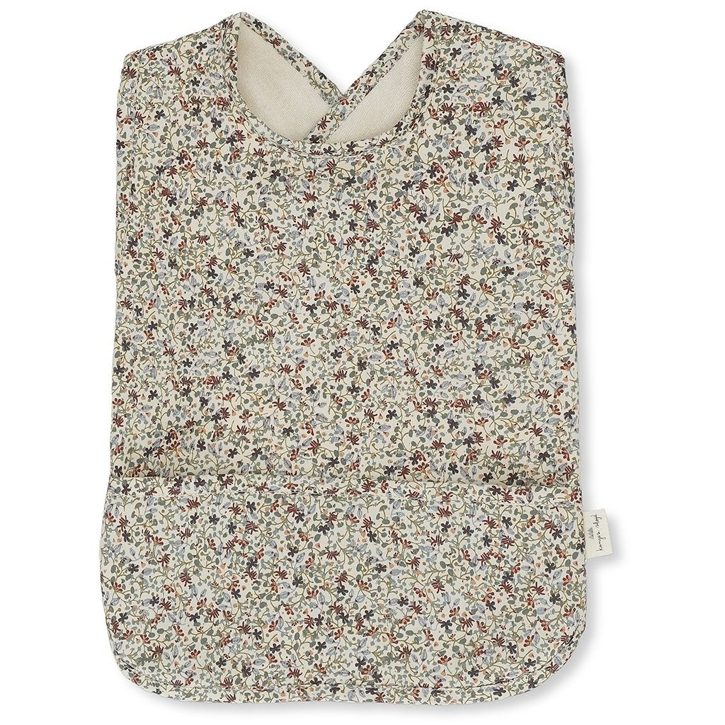 Konges Slojd Organic Cotton Comea Big Bib - Louloudi