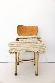Fin and Vince Organic Cotton Cozy Waffle Blanket