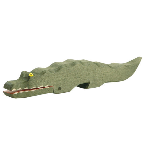 Ostheimer wooden animal - crocodile