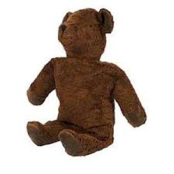 Senger Organic Cotton Cuddly Brown Bear - Large