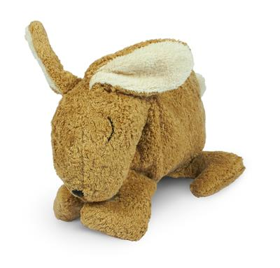 Senger organic cotton cuddly rabbit beige - small
