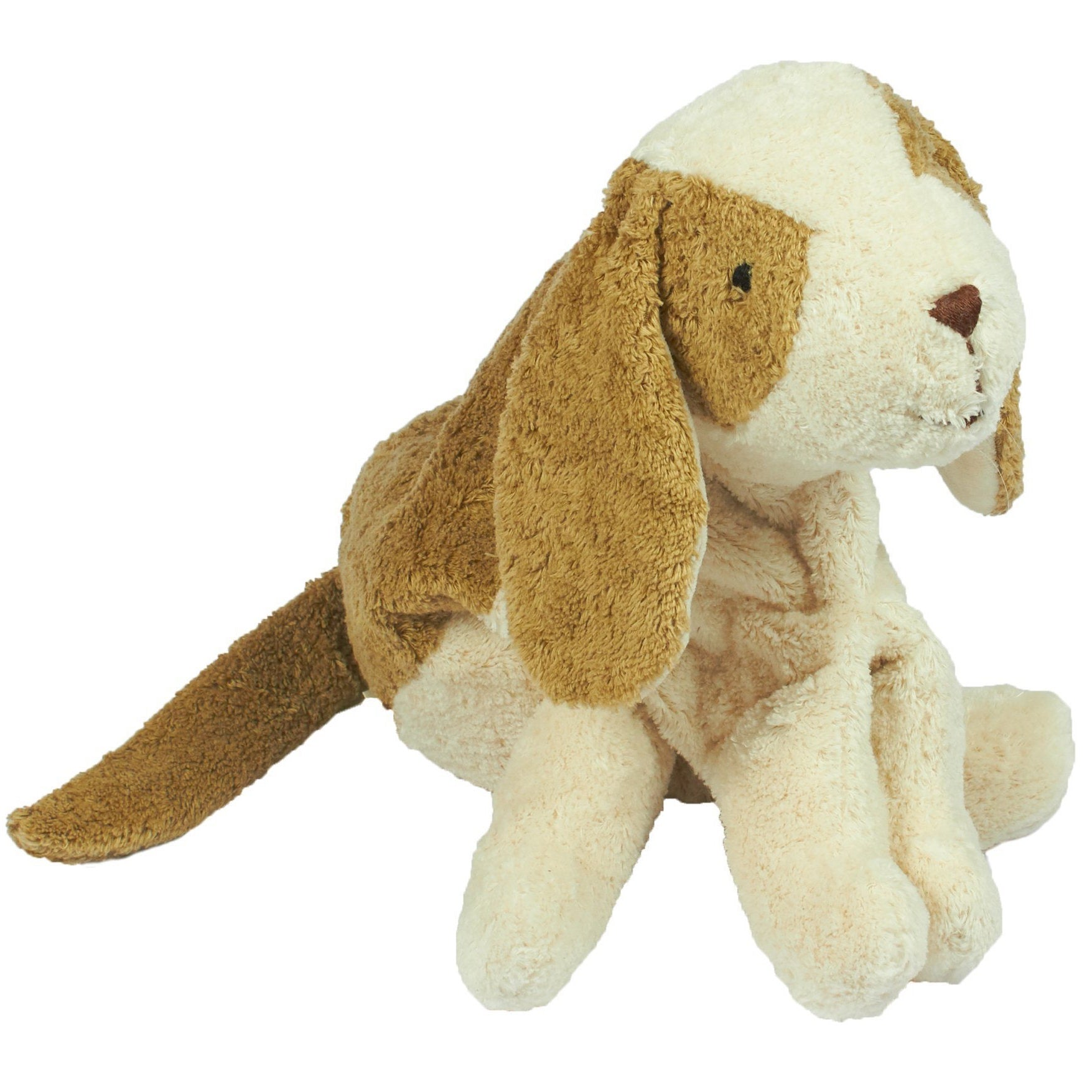 Senger organic cotton cuddly stuffed animal - large dog
