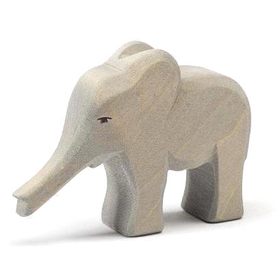 Ostheimer wooden elephant small trunk out