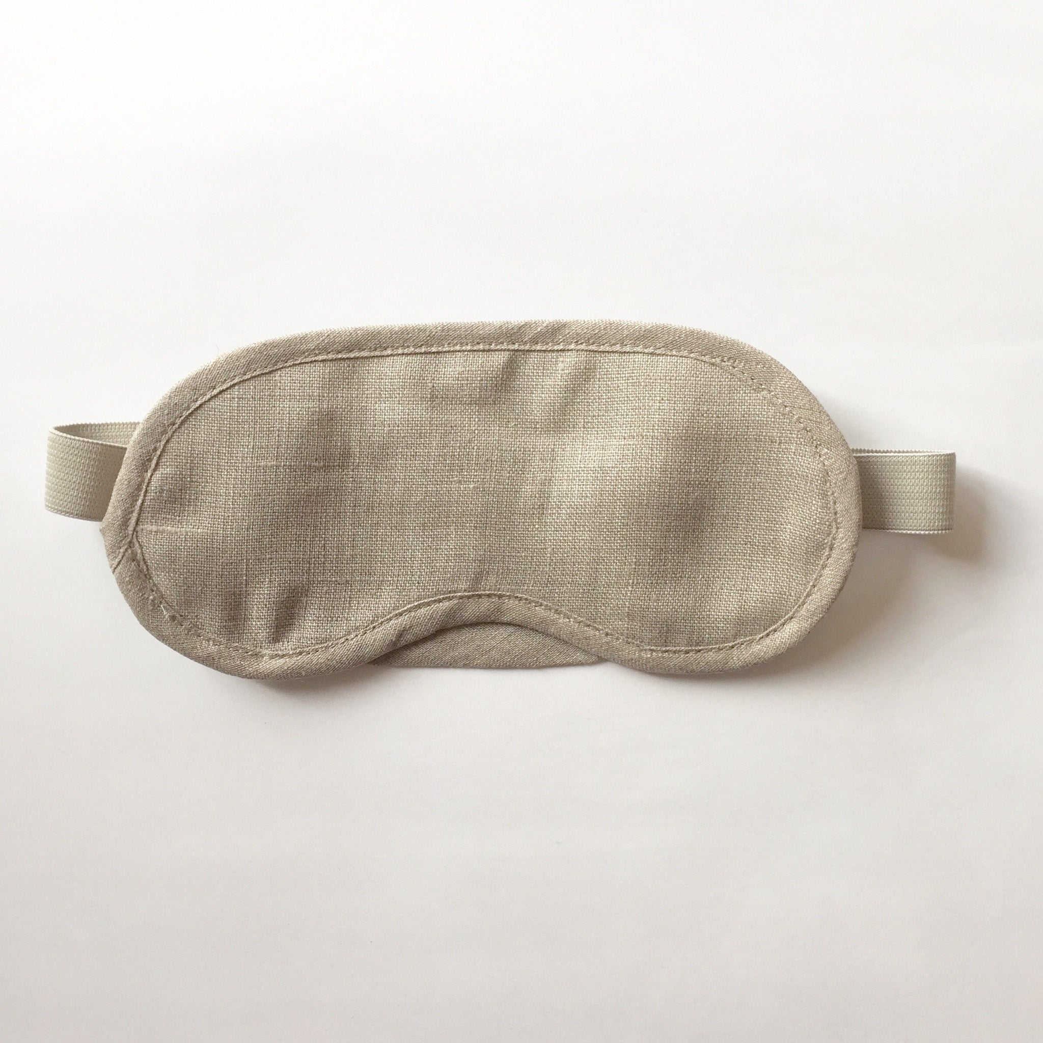 Fog Linen Work linen eye mask