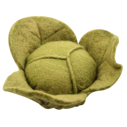 Papoose felt food - cabbage/lettuce