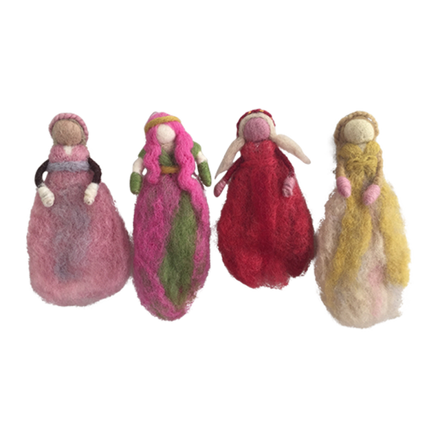Papoose Felt Four Season Fairies