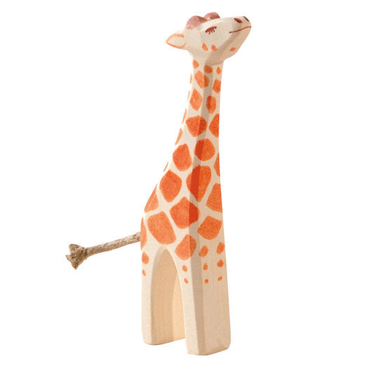 Wooden Baby Giraffe -  Head High