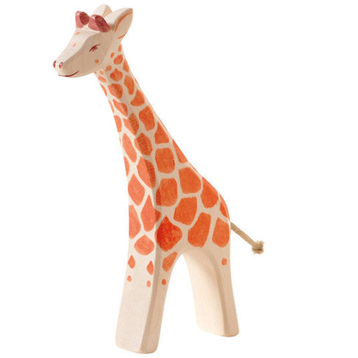 Ostheimer wooden animal - large giraffe running