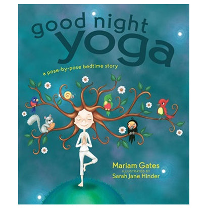 Book Cover for Good Night Yoga by Mariam Gates