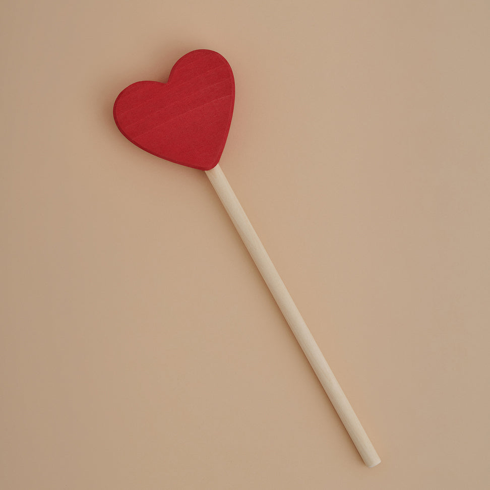 Raduga Grez heart magic wand red