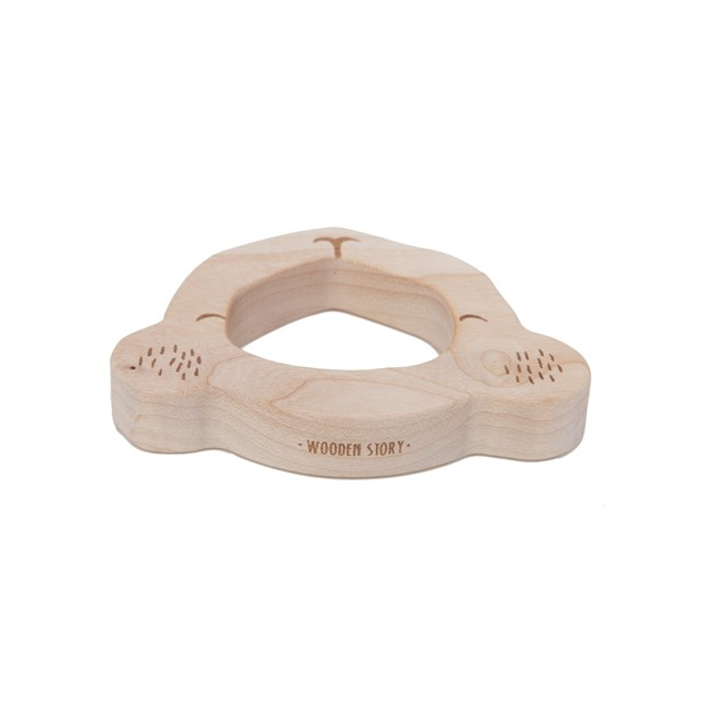 Wooden Story wooden teething toy - Koala