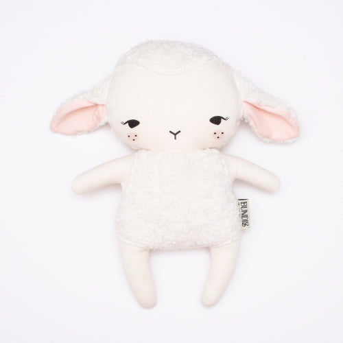 Bundis Organic Cotton Lamb - Lammy - soft toy