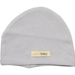 Loved Baby organic cotton cute cap - light grey