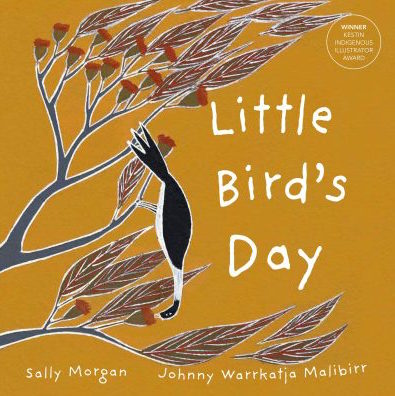 Little Bird's Day book cover