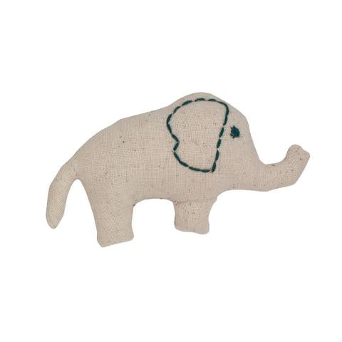 Numero 74 mini fabric animal - kangaroo