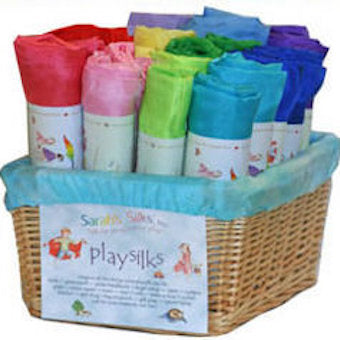 Mini Playsilks