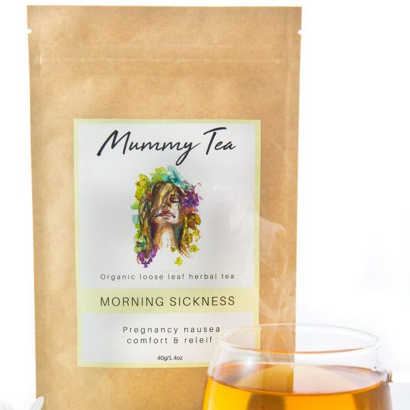 Packet of loose leaf Mummy Tea - Morning Sickness