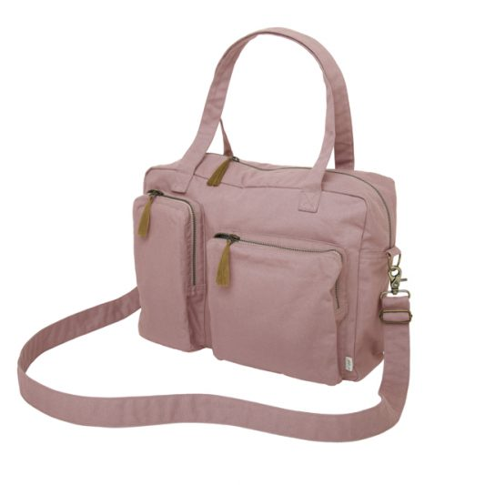 Numero 74 Multi Baby Bag - Dusty Pink