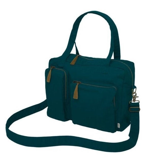 Numero 74 Multi Baby Bag Teal Blue