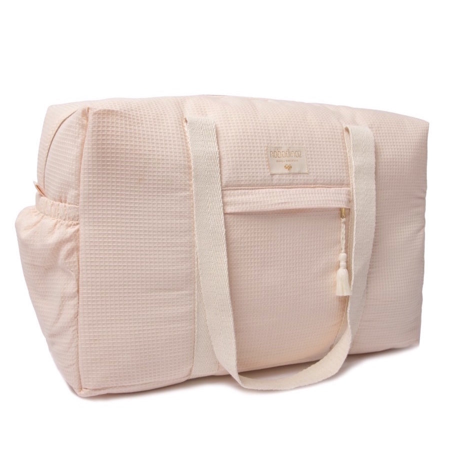 Nobodinoz Opera Maternity Bag Dream Pink