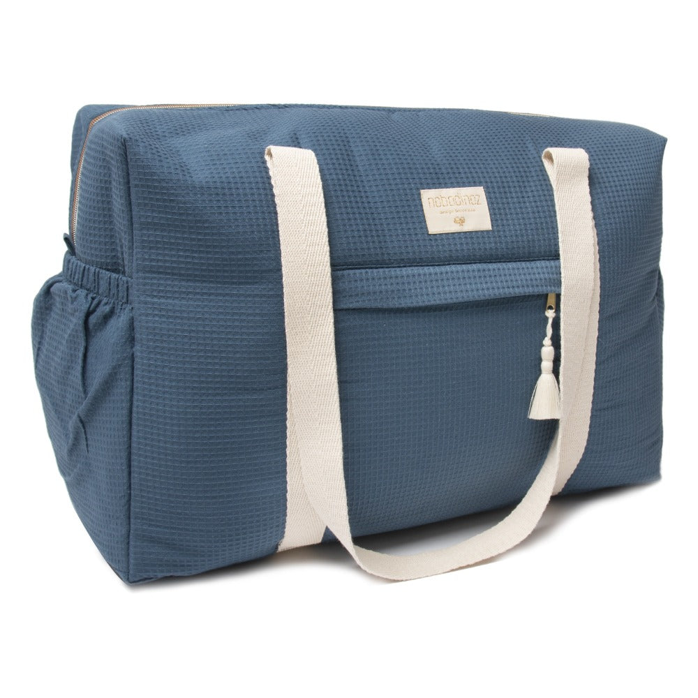 Nobodinoz Opera Maternity Bag - Night Blue