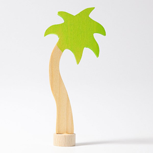 Grimm's wooden palm tree decoration
