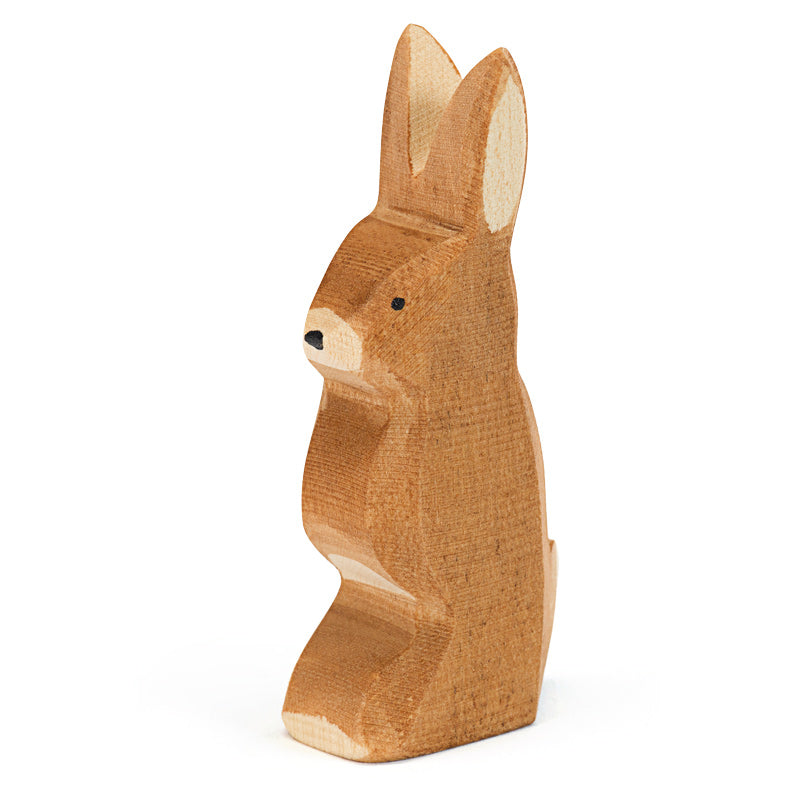 Ostheimer rabbit ears up - wooden toy