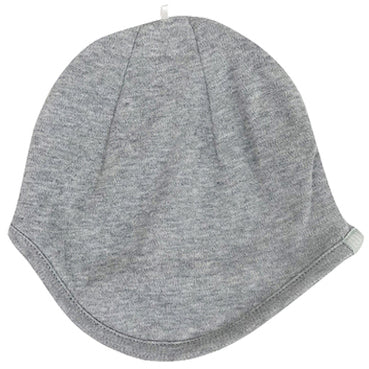 Finn and Emma organic cotton baby cap in grey
