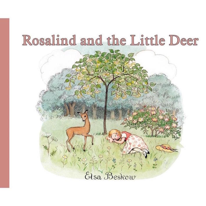 Rosalind and the Little Deer - book by children's author Elsa Beskow