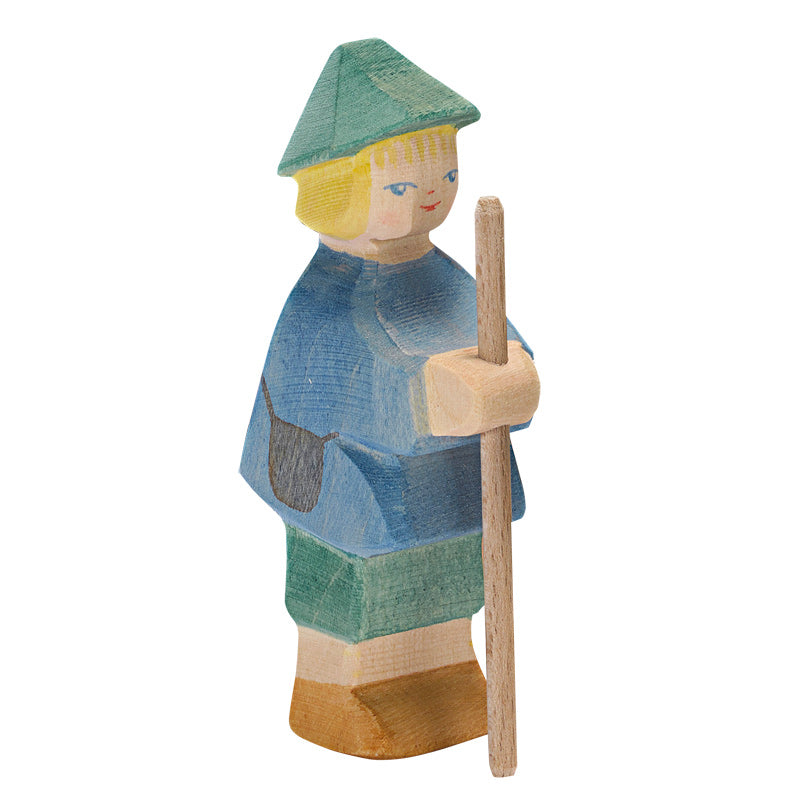 Ostheimer Shepherd Boy Small - wooden toy